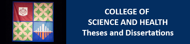 College of Science and Health Theses and Dissertations