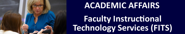 Staff Publications - Faculty Instructional Technology Services (FITS)