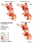Foreclosure Rates by Chicago Community Areas