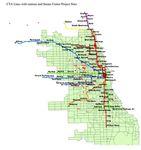Steans Center Project Site Maps