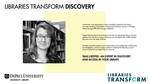 An expert in your library: Tami Luedtke