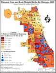 October 2013: Prenatal Care and Low-Weight Births In Chicago, 2009