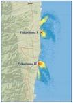 March 2014: Fukushima I & II Thermal Plumes, 2001