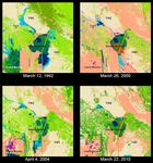 October 2014: The Devastation of the Mesopotamian Marshland Ecosystem