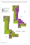 April 2015 - Urban Sprawl in Kane, Kendall, Will and McHenry Counties, Illinois, 1987 and 2007