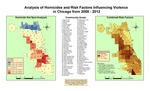 February 2017: Analysis of Homicides and Risk Factors Influencing Violence in Chicago by Joyce Percel and Mohamed Ali