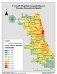 November 2017: Accessibility Index of CTA Bus and Rail Transportation