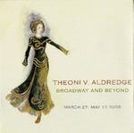 Theoni V. Alderidge: Broadway and Beyond