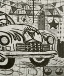 Remembered City: Prints and Drawings by Tony Fitzpatrick