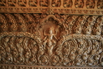Cambodian American Heritage Museum & Killing Fields Museum (stone carving detail)