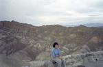 Looking for Asian America - Death Valley, California