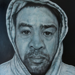 In The Hood-Portraits of African American Professionals Wearing a Hoodie #3