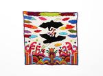 Embroidery in Translation: Martha Ruiz Lopez (from San Juan Chamula) responds to Korean rank badge, Joseon dynasty