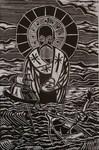 St. Nicholas by Catherine Cajandig