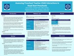 Assessing Teacher-Child Interactions in Head Start Preschools