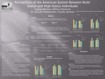 Perceptions of the American System Between Multi-Status and High Status Individuals