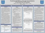 Predicting Self-Efficacy Through Connectedness: by ShayLin Excell, Alyssa Luby, and Joseph Ferrari