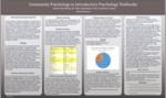 Community Psychology in Introductory Psychology Textbooks by Lauren Hochberg, Dr. Olya Glantsman, and Dr. Leonard Jason