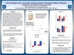 How Do Readers Infer a Character's Emotional State?: Hemispheric Effects of Emotion-Congruent and Emotion-Incongruent Text by Blaine Tomkins, Samuel Yoo, and Sandra Virtue
