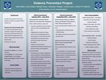 Violence Prevention Project by Ahtziri Barba