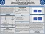Health Insurance Access: Influence on Hopefulness and Healthy Habits by Nicole Olczyk, Rebecca McGarity-Palmer, and Joseph R. Ferrari