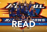 2016-2017 Women's Basketball READ Poster